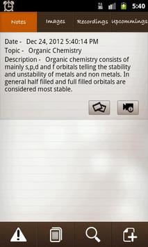 Class Notes screenshot 4