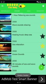Nature Sounds screenshot 1