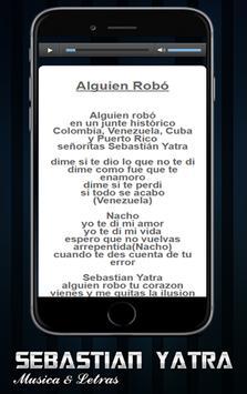 Sebastian Yatra - Alguien Robo screenshot 1