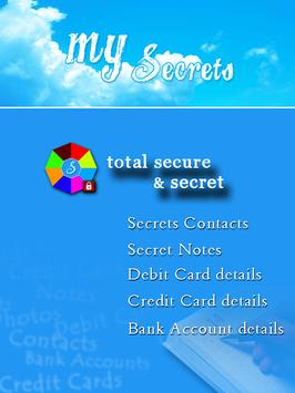 My Secrets With Lock (New) poster