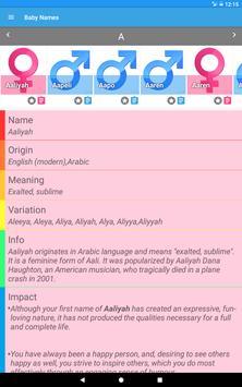 Baby Names screenshot 14