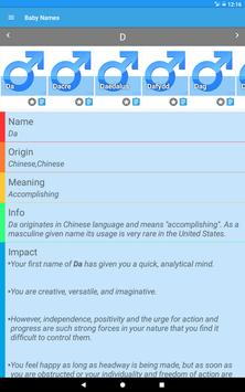 Baby Names screenshot 17