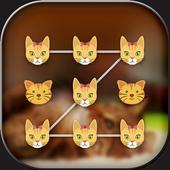 App Lock Theme - Cat icon