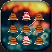App Lock Theme - Cake icon