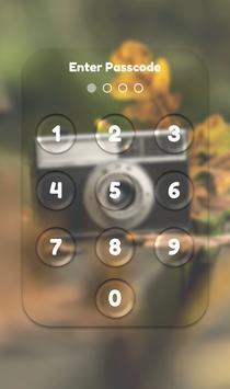 App Lock Theme - Camera screenshot 1