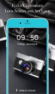 App Lock Theme - Camera screenshot 3