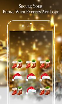 App Lock Theme - Christmas screenshot 2