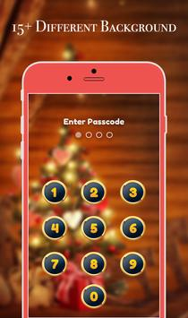 App Lock Theme - Christmas Tree poster
