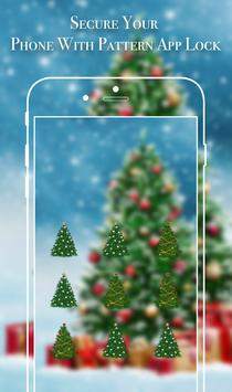 App Lock Theme - Christmas Tree apk screenshot