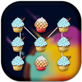 App Lock Theme - Cup Cake icon