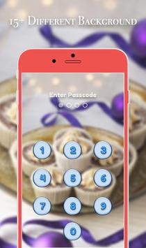 App Lock Theme - Cup Cake poster