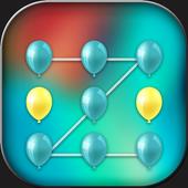 App Lock Theme - Balloon icon