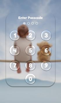 App Lock Theme - Bliss screenshot 1