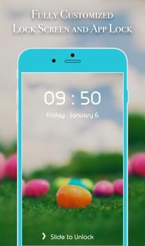 App Lock Theme - Bliss screenshot 3