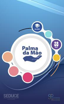 Palma da Mão - Educação GO Cartaz