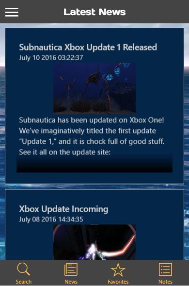 Subnautica: Companion for Android - APK Download