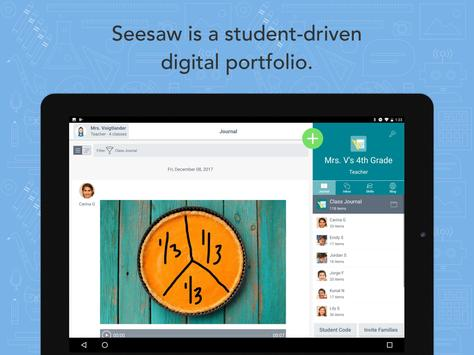 Seesaw: The Learning Journal apk 截图