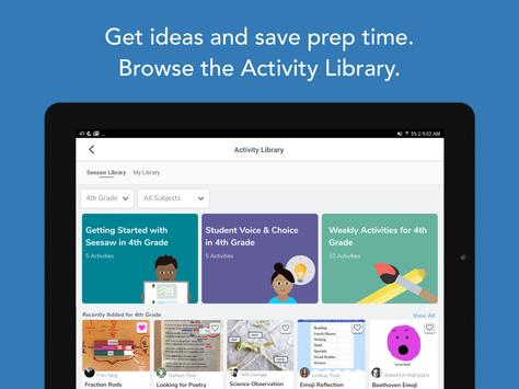 Seesaw: The Learning Journal 截图 8