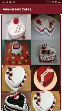Anniversary Cakes Designs and Ideas apk screenshot