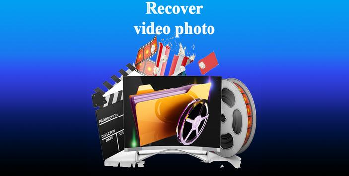 Recover video photo poster