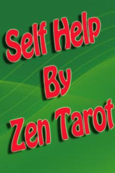 Self Help Guide By Zen Tarot poster