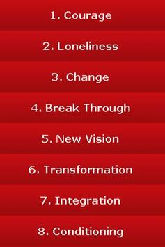 Self Help Guide By Zen Tarot apk screenshot