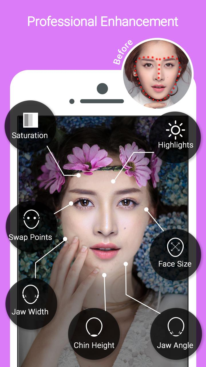 Change face: swap face, change hair for Android - APK Download