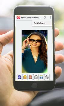Selfie Enhancer Without Flash apk screenshot