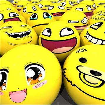 Smiley face live wallpaper apk download free personalization app smiley face live wallpaper apk screenshot altavistaventures Image collections