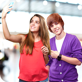 Selfie With Justin Bieber icon