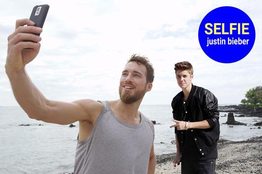 Selfie With Justin Bieber screenshot 2