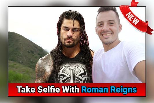 Selfie With Roman Reigns & All WWE Wrestler screenshot 2