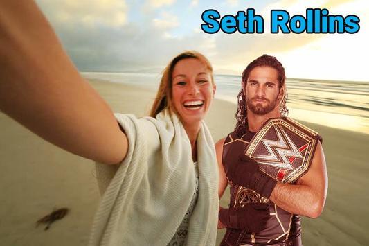 Selfie With Roman Reigns & All WWE Wrestler screenshot 4
