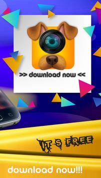 Free selfie camera editor, effect, emoji PRO screenshot 5