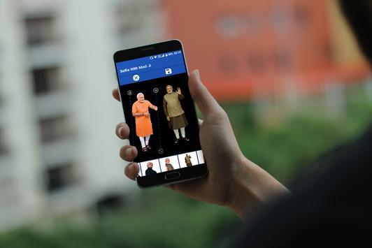 Selfie With Narendra Modi Ji 2 screenshot 5
