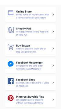 Sell online screenshot 1
