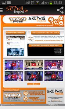 FM SELVA RADIO TV скриншот 4