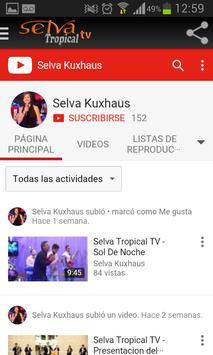 FM SELVA RADIO TV скриншот 6