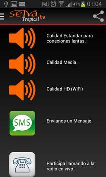 FM SELVA RADIO TV скриншот 2
