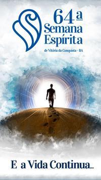 Semana Espírita poster