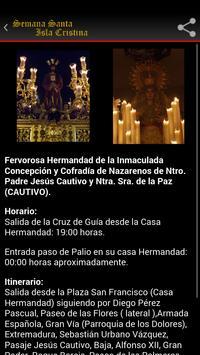 Semana Santa Isla Cristina apk screenshot