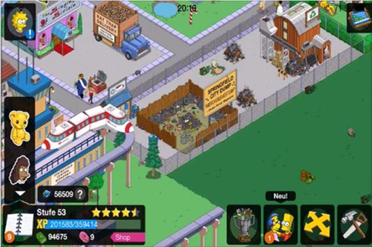 the simpsons tapped out apk