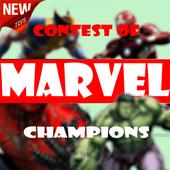 New Marvel Contest Tips 2017 icon