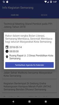 Kegiatan Kota Semarang screenshot 1