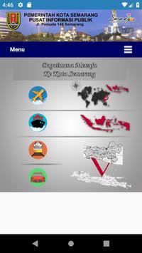 Transpotasi - Pemerintah Kota Semarang poster
