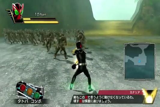 Cheat Kamen Rider Battride War poster