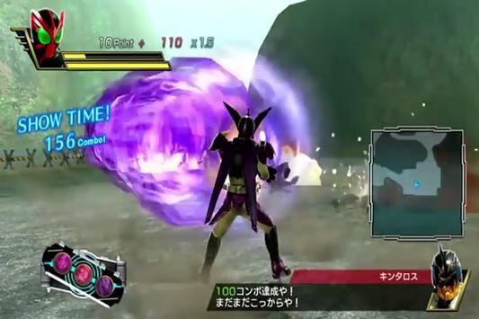 Cheat Kamen Rider Battride War apk screenshot