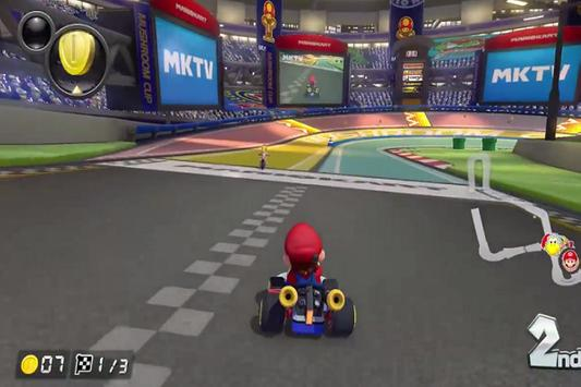 Cheat Mario Kart 8 apk screenshot