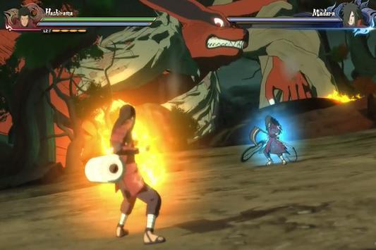 Guidare Naruto Ninja Storm 4 poster