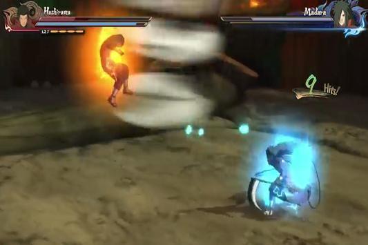 Guidare Naruto Ninja Storm 4 apk screenshot